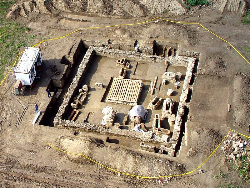 Viminacium Roman City And Military Camp