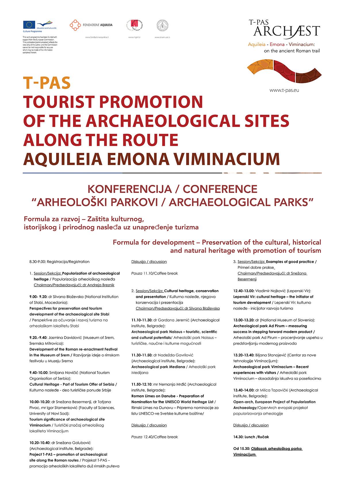poster TPAS konferencija