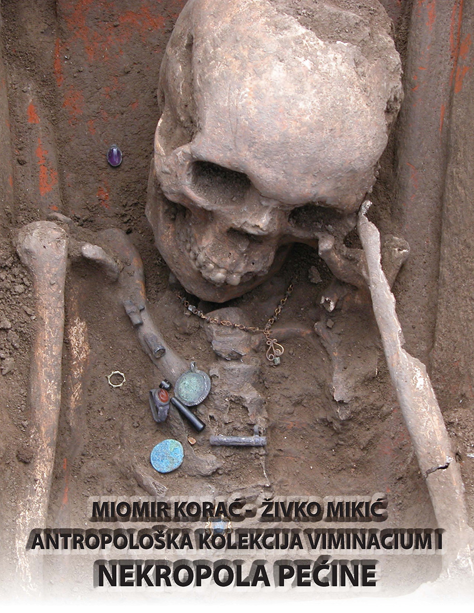 Korica Antropoloska kolekcija Viminacium1
