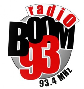 Boom 93 logo