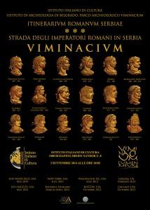 Poster Budapest - Italian