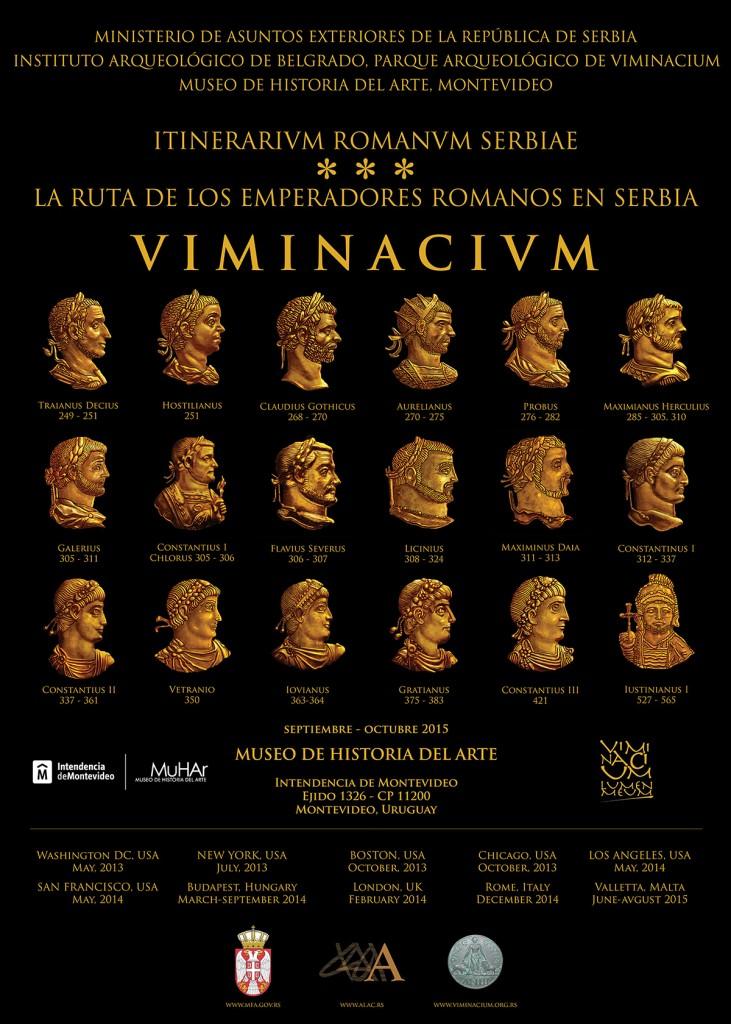 Poster Montevideo 2015 spanski
