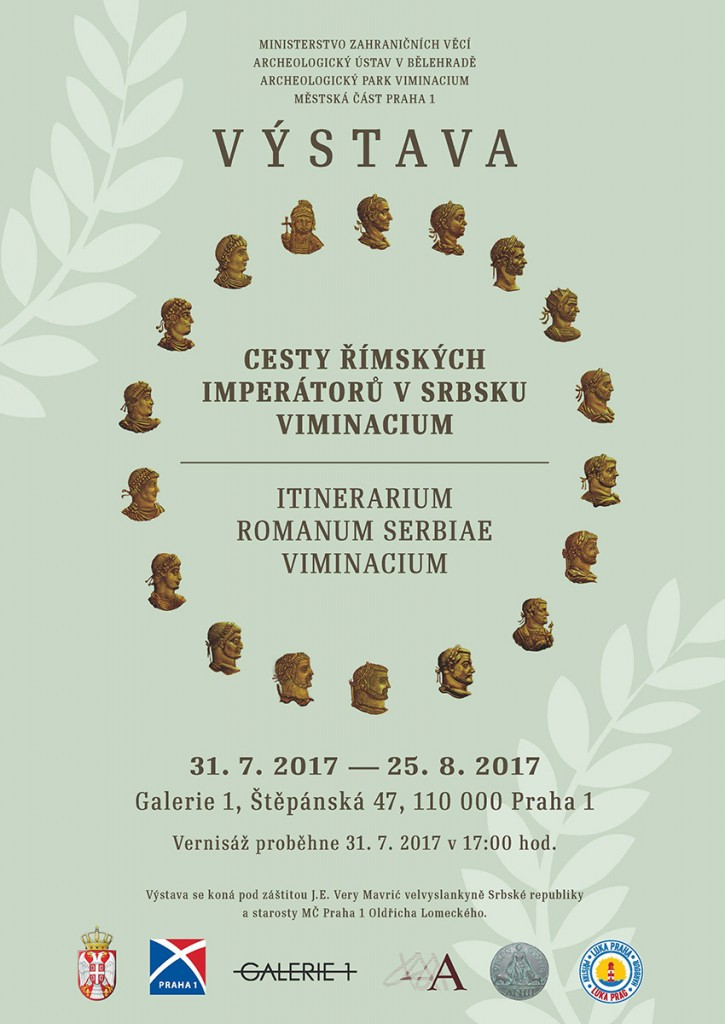 Imperatori Vystava PLAKAT press